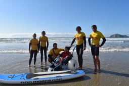Halberg Trust Surf Day