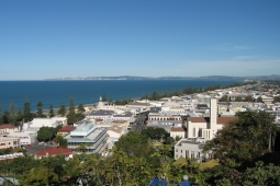 Napier and bay