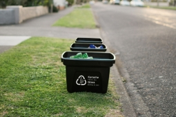 New Napier recycling crates