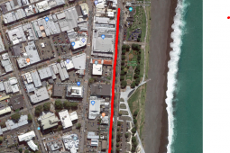 Road Closure Marine Parade