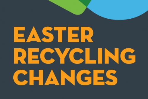Easter Recycling Changes Tile