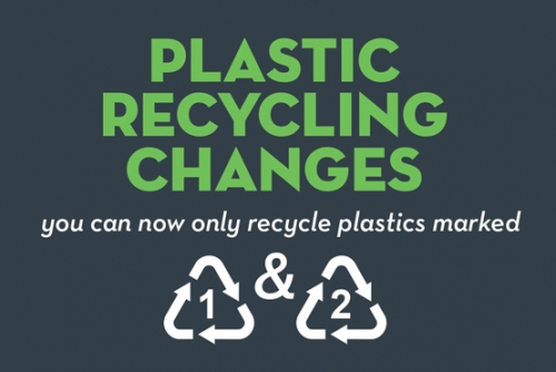 Plastic Recycling Changes