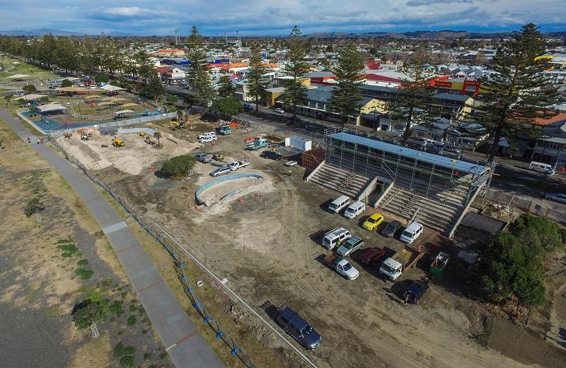 Marine Parade redevelopment | Napier City Council