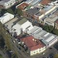 Aerial view of HB Museum & Art Gallery before upgrade 2009.