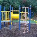 The Multi-combination Unit at Gleeson Park Playground.