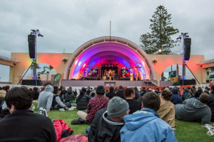 Napier Rocks Concert News