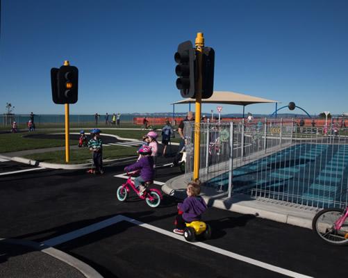 Junior Bike Track Napier City Council