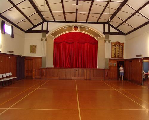 King George Hall Napier City Council