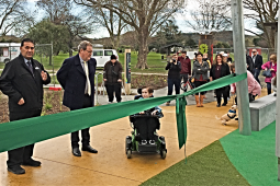 Anderson Park Opening
