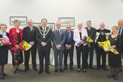 Citizens Civic Award recipients 2016