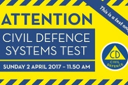 Civil Defence Systems Test small