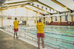 Napier Aquatic Centre Lifeguards