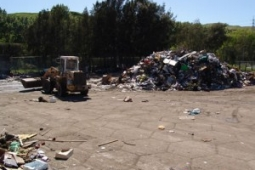 Transfer Station Rubbish Dump
