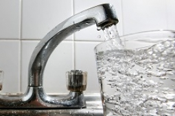 tap water small