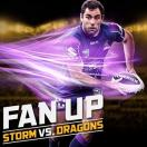 Melbourne Storm NRL Game 1
