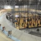Milton Velodrome in Canada small