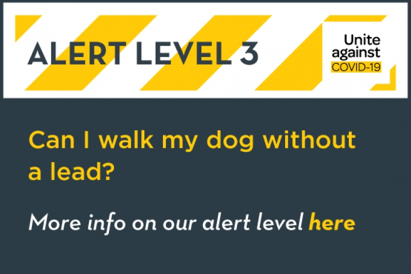 On Friday I asked if you had any questions about life under Alert Level 3. While nothing has popped up that is outside what we have already publicised, it is always good to have some reminders.  For information about what is and isn't allowed under Level 3 in Napier, visit our website - bit.ly/2ypiOU5