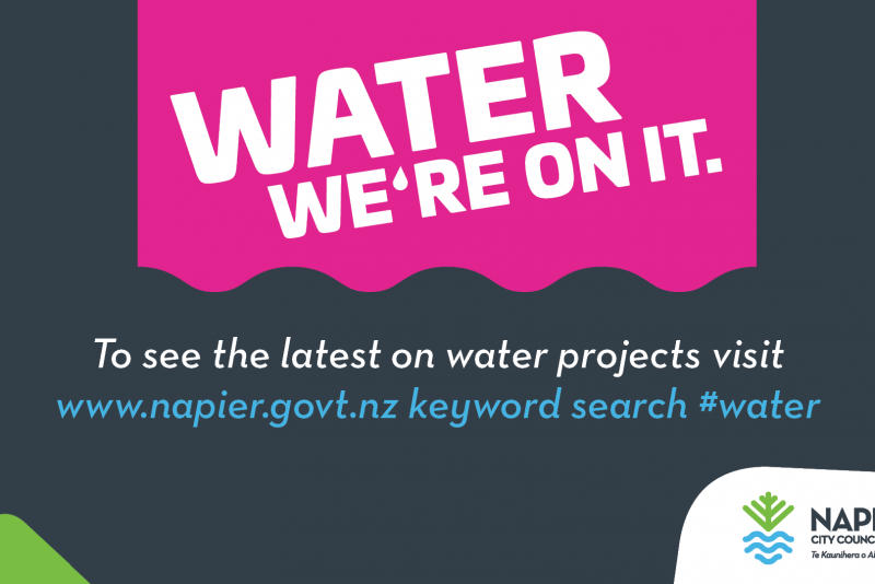 Water is our number one priority! This year we have committed to fast track a number of water projects and invest more to do more #waterwereonit